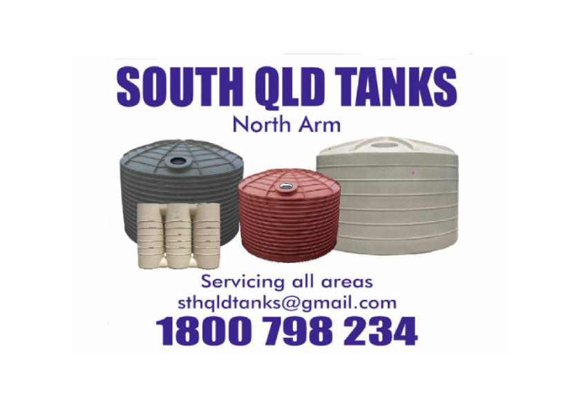 South Queensland Tanks North Arm Contact